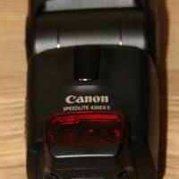 Canon Speedlite 430ex Mk II