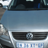 A polo  1.4 comfortline ,2008 model, 90000km, silver in color, factory a/c, c/d player, central lock