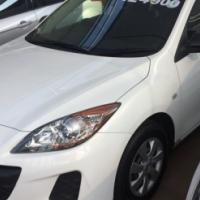 2012 Mazda 3 1.6 Original