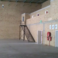 832m2 warehouse/factory to let in Gosforth Park, Germiston