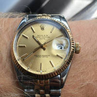 Gold and Silver Rolex Oyster 18 karat for sale  South Africa