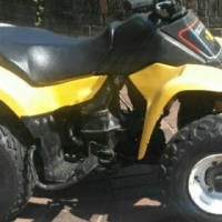 Suzuki 80cc Quad.