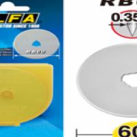 OLFA Rotary Cutter Blade - 60mm - RB60