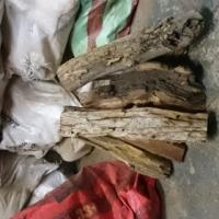 very dry Kameeldoring braai wood, used for sale  Roodepoort