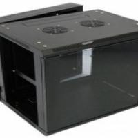 12 U swingframe network cabinet / server rack. New.
