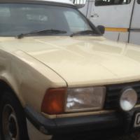 Ford Cortina 3L Leisure