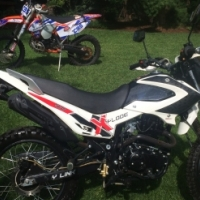 2011 Bashan Xplode 250cc Motorbike for sale