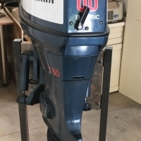 Used, Yamaha 25hp and 60hp Outboard Engines for sale  Pretoria East