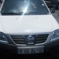 Nissan NP200 1.6 2011 Model,5 Doors factory A/C And C/D Player
