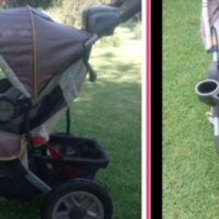 Jeep Pram For Sale, used for sale  Moot