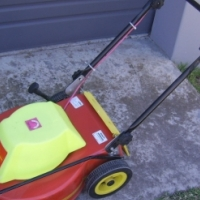 Wolf Electric mower for sale