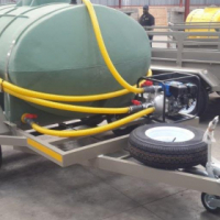 DURA: TANK TRAILERS,DIESEL, WATER TANK TRAILERS,CUSTOM MADE TRAILERS