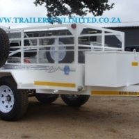 CUSTOM BUILD UTILITY TRAILERS.