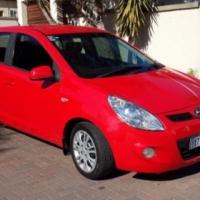 2010 Hyundai i20 (1.4L) for sale Randburg, Gauteng