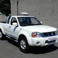 Bargain 2007 Nissan Hardbody 3.0TD extended cab