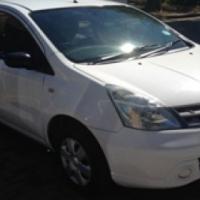 2011 Nissan Livina 1.6 Visia
