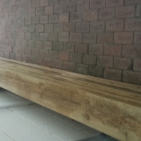 Treated Timber (Wood) – Size - 5400 x 228 x 50
