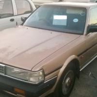 1989 Cressida 2.4 ltr. Auto