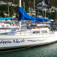 Used, Flamenca 25 Ft Yacht at Gordo's Bay Yacht Club for sale  Gordon's Bay