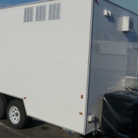 Ready For Business!!! Fully Equipped Mobile Food/Kitchen Trailers