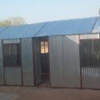 Steel  sheds, Zozo huts, toolsheds, Garden sheds 0782901702 Eastern Pretoria