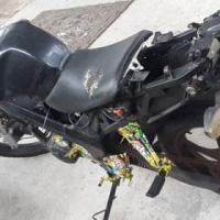 2014 gomoto 250cc bike. No papers (not stolen)