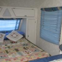 Sprite Scenic Caravan 2001