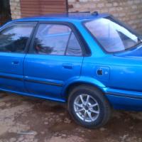 Toyota Corolla 1,3 fuel saver