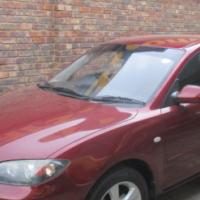2005 Mazda 3 1.6 Active, 151000Km