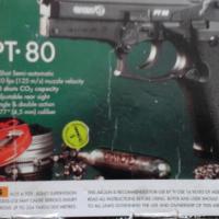 pellit  pistol gun