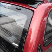 RANGER/MAZDA 2007 DC ANDYCAB PLAT CANOPY 7311