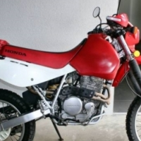 2003 Honda XR 650 with 22583kms urgent sale wit all paperwork registered
