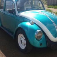 Vw beetle in goeie kondisie om te ruil vir 'n bike