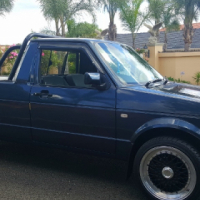 VW CADDY 1.6 WITH, AIR CONDITIONING