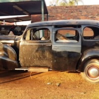 1937/38 Buick limited parts WANTED