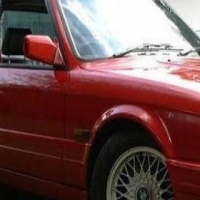 1991 BMW 325is Coupe