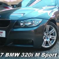 2007 BMW 320i M-Sport (E90) for sale