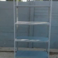 STRONG STEEL SHELVING & RACKING FOR SALE