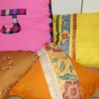 Washable pet pillows