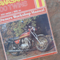 Kawasaki 400 Twins workshop manual