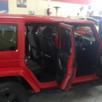 Jeep Wrangler Sahara 3.6 A/T Unlimited