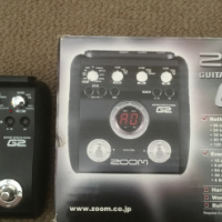 ZOOM G2 Multi Effects Guitar Pedal for sale  West Rand