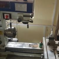 Lathe Milling & Drilling