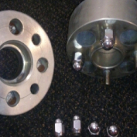 50 mm wheel spacer adapters
