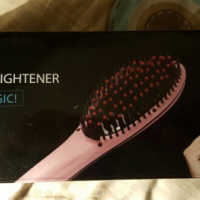 3- in-1 hair straightener