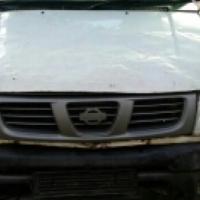 Nissan hardbody diesel