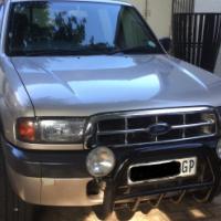 Ford Ranger 2.5 D/C Hitrail