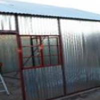 Steelhuts, zozo huts, garden sheds, toolsheds, steel sheds 0782901702 Constantia Park