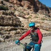Mountain bike in Morocco