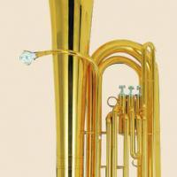 Tuba b-flat 3 valve